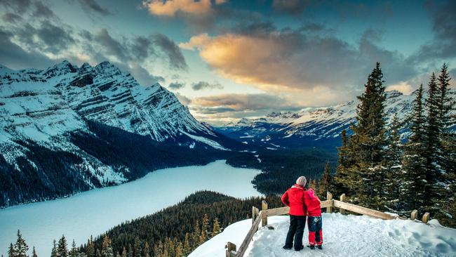 Ski holidays to the United States and Canada are most affordable in late November.