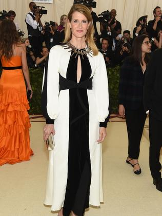 Laura Dern attends the 2018 Met Gala in New York City. Picture: AFP
