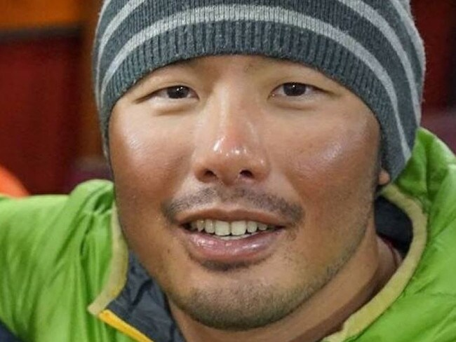 Australian man Gilian Lee was dramatically rescued from Mt Everest.