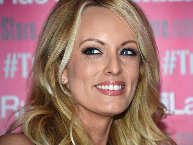 Stormy Daniels. Picture: AFP