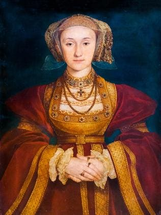 Anne of Cleves. Picture: Alamy