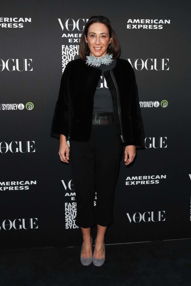 Inside Vogue American Express Fashion's Night Out Sydney