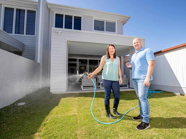 Our data experts have highlighted several hot locations where they home values have the potential to rise over the next 12 months. Picture: Luke Marsden.