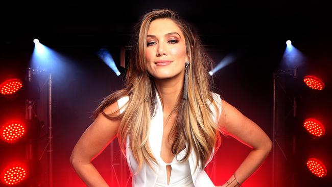Delta Goodrem's Turn In The Voice Reverses Nine's Ratings Woes
