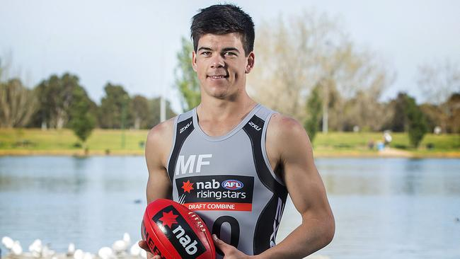 Matthew Kennedy (NSW) is one of the top draft prospects in 2015. Picture: Sarah Matray