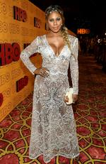 Orange is the New Black actress Laverne Cox attends HBO's Post Emmy Awards Reception at The Plaza. Picture: Matt Winkelmeyer/Getty Images/AFP