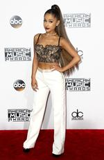 Ariana Grande attends the 2016 American Music Awards at Microsoft Theater on November 20, 2016 in Los Angeles, California. Picture: Getty