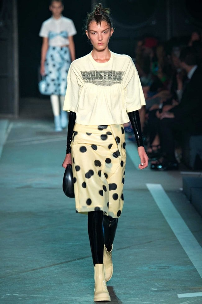 Marc by Marc Jacobs ready-to-wear spring/summer '15