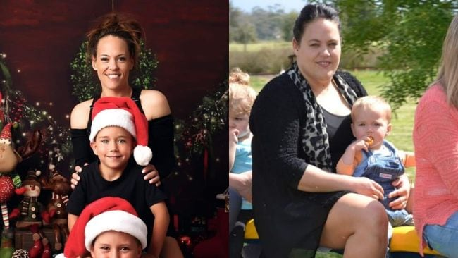 The before and after photos are striking. Image: Supplied.