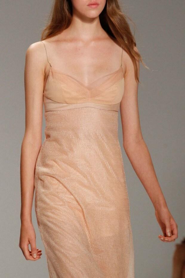 Calvin Klein Collection Spring/Summer 2012
