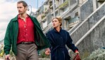 Alexander Skarsgaard and Florence Pugh in 'Little Drummer Girl'. Photo: BBC