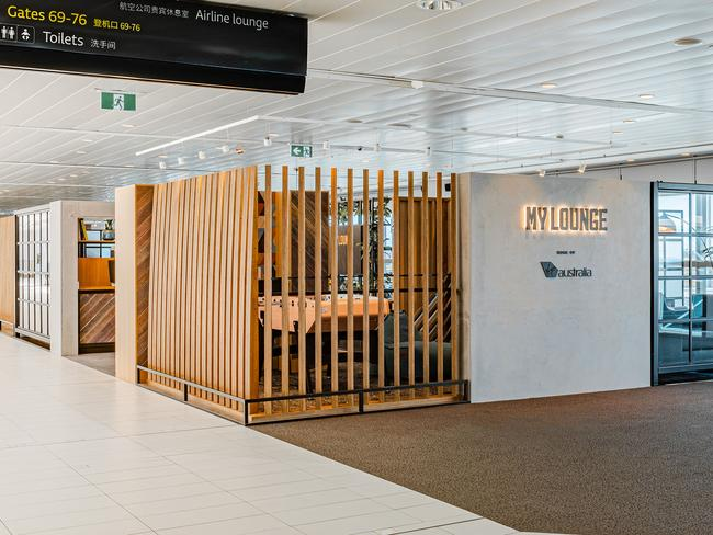 Inside the new Virgin Australia-partnered lounge concept with No1 Lounges.