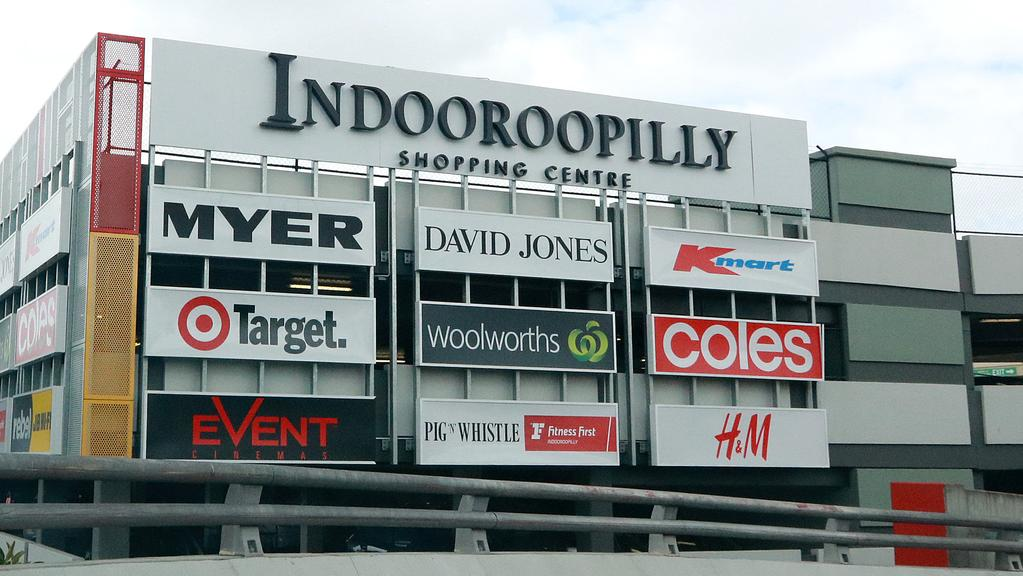 Brisbane shopping indooroopilly shopping centres leaked letter to management at indooroopilly shopping centre has sent a letter to tenants ahead of a meeting involving spiritdancerdesigns Images