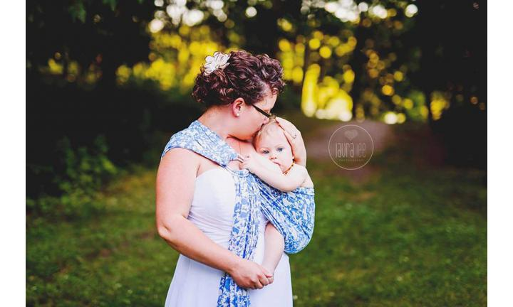 "There is no love like a mother's love and Erika attributes the bond she shares with her son to breastfeeding and baby wearing. He definitely makes for an adorable accessory!  <a href=""https://www.facebook.com/KidspotAustralia/posts/10154601891544505"">Thank you for sharing Erika Roderick Verrier!</a>"