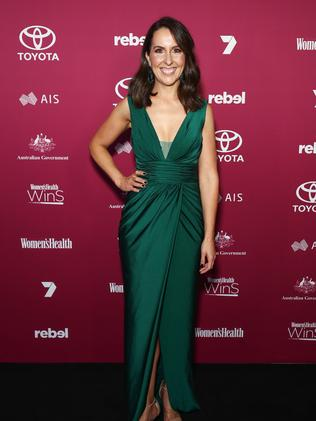 Women's Health editor Jacqui Mooney. (Photo by Brendon Thorne/Getty Images)