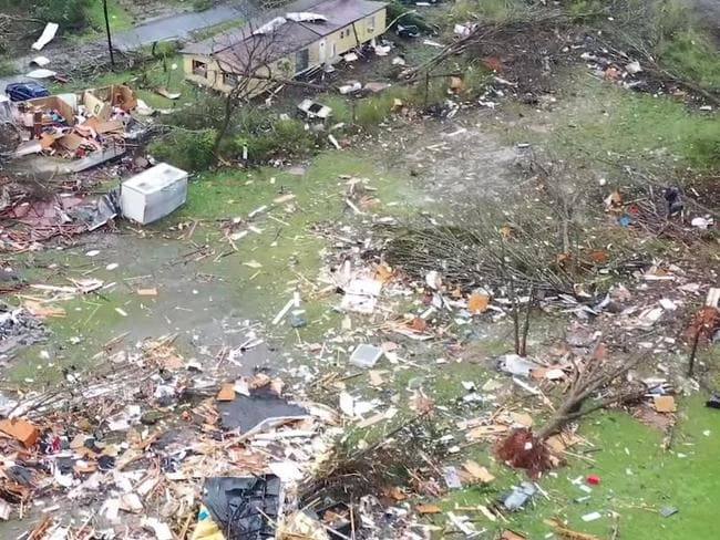 'Catastrophic' tornado kills 23