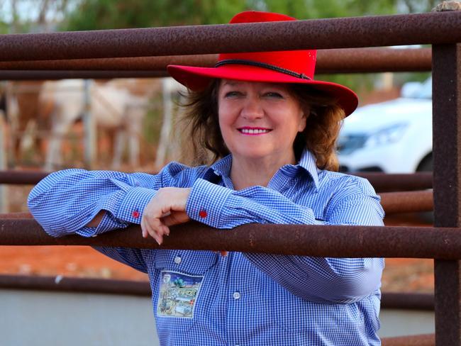 Mining magnate and Hancock Chairman Gina Rinehart now owns S. Kidman & Co.