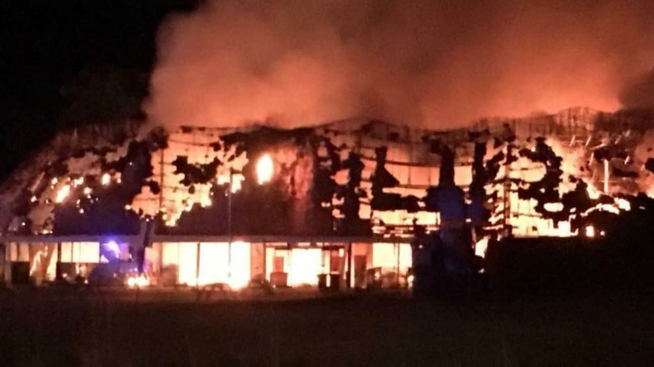 Cause of Ayres Rock Roadhouse fire yet to be determined