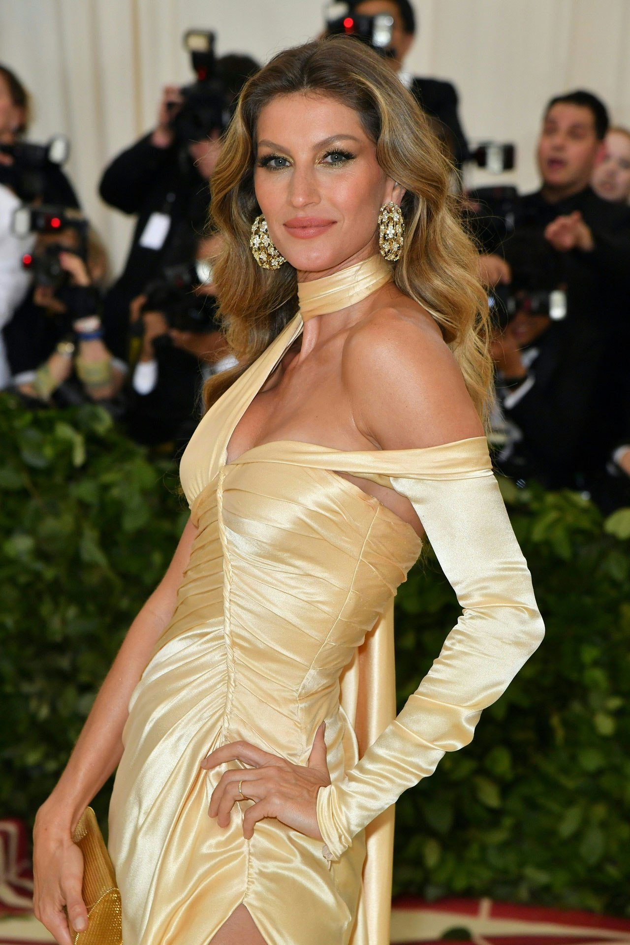 Gisele Bündchen on quitting Leonardo DiCaprio and dealing with panic attacks