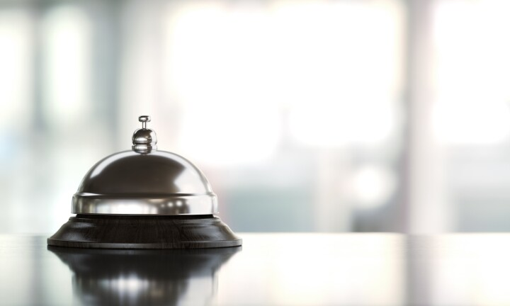 Ring that bell at your peril. Photo: iStock
