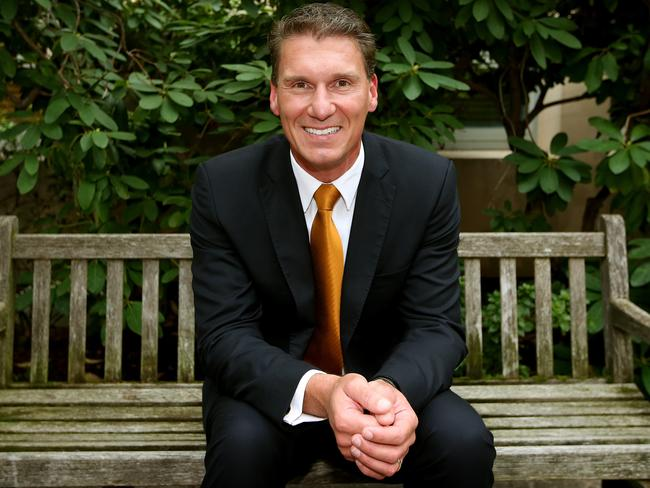 Family First will merge with Senator Cory Bernardi's party Australian Conservatives, it has been reported. Picture: Kym Smith