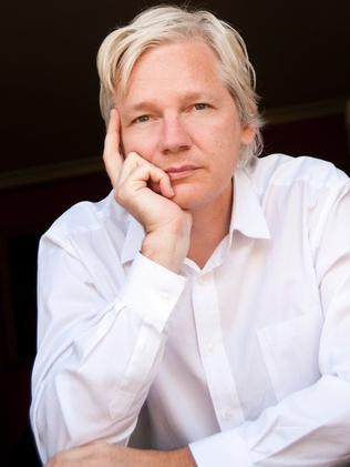 Julian Assange is still in the Ecuadorean Embassy in London. Picture: Supplied