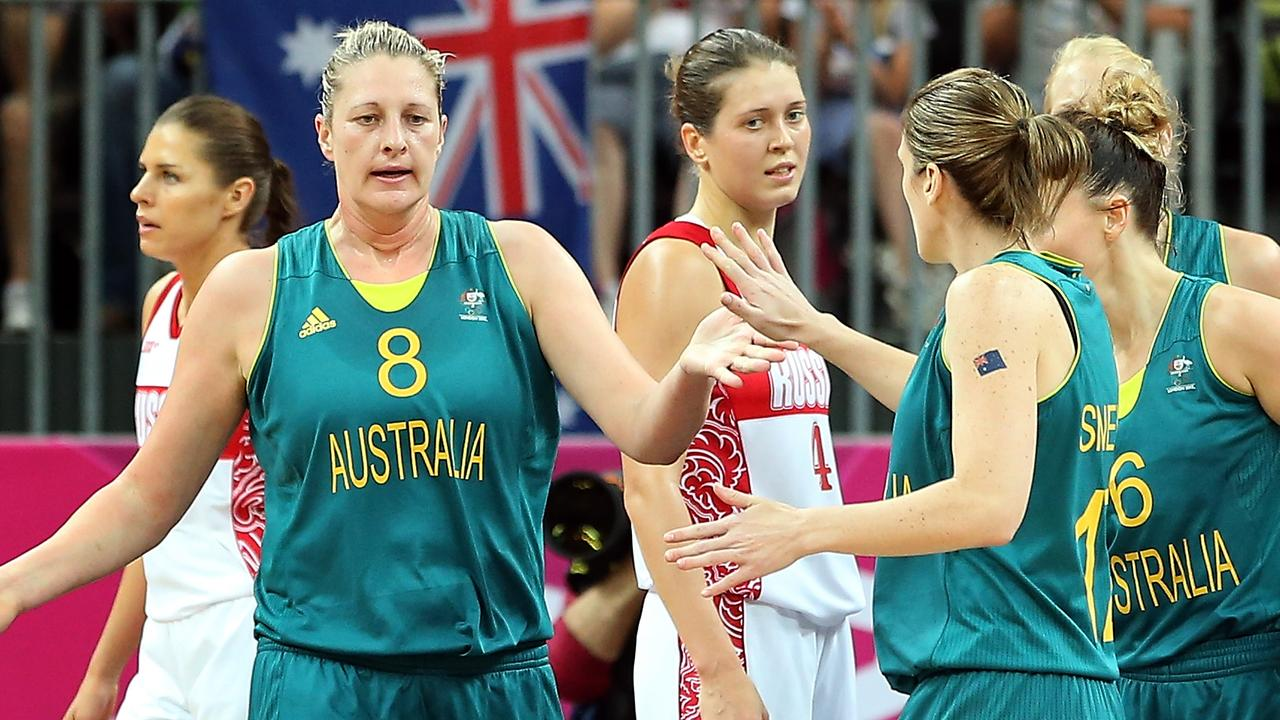 Rivals, teammates and medallists: Suzy Batkovic and Belinda Snell will retire from the WNBL together.