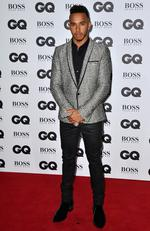 Lewis Hamilton arrives for GQ Men Of The Year Awards 2016 at Tate Modern on September 6, 2016 in London, England. Picture: Getty