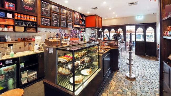 The second property is tenanted by San Churro — a treat for dessert lovers.
