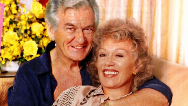 Bob and Blanche's love story was not your typical boy-meets-girl number. Image: Supplied