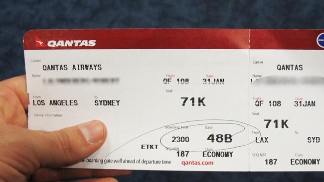 Are Qantas frequent flyer bookings the great Australian rip off?