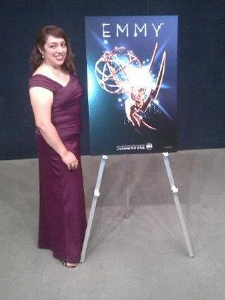 Ms Enriquez has attended both the Primetime Emmys and the Daytime Emmys.