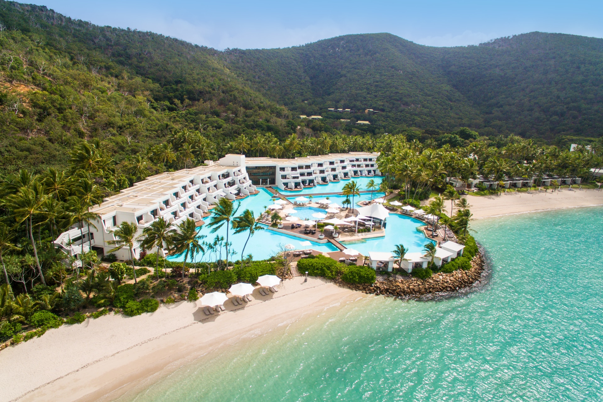 A peek inside the new look Hayman Island by InterContinental