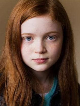 Sadie Sink has been cast in the second season of Stranger Things. Picture: Supplied