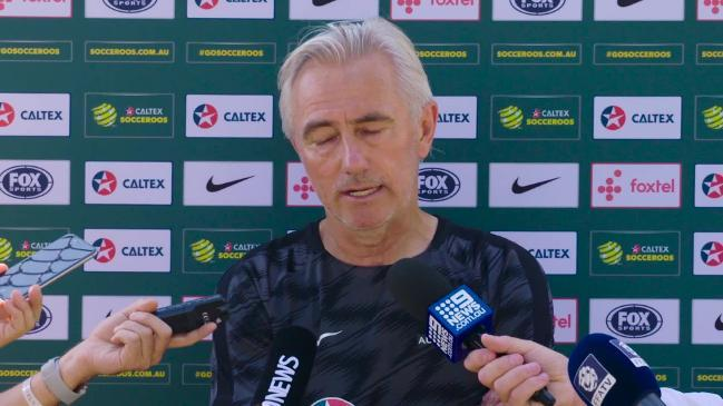 Bert van Marwijk on 2018 FIFA World Cup selections