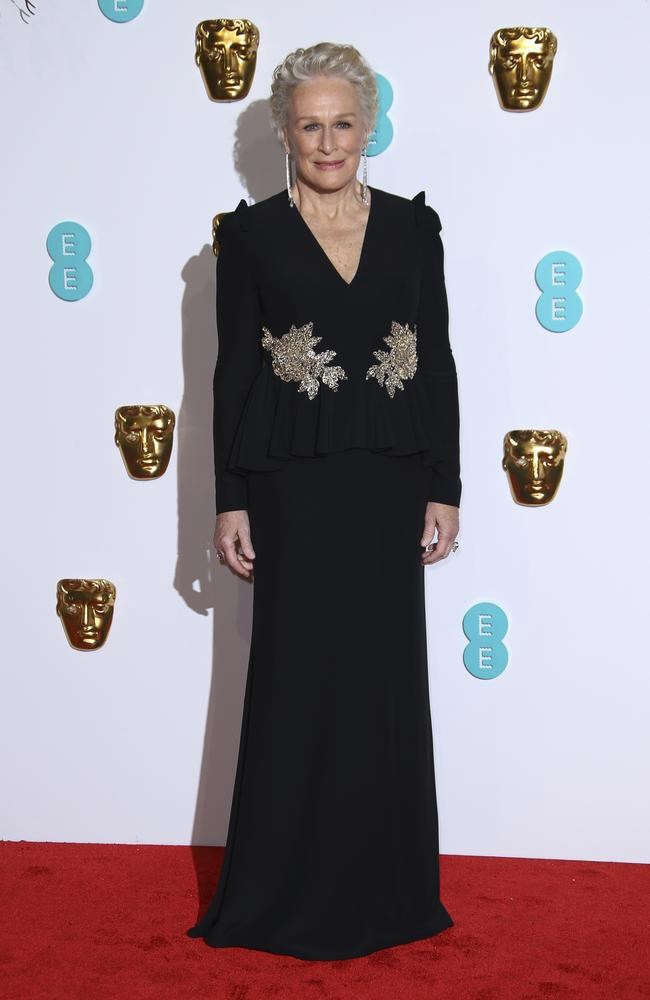 The 71-year-old looked incredibly chic. Picture: Joel C Ryan/Invision/AP