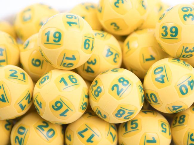 Two share in $70 million jackpot.