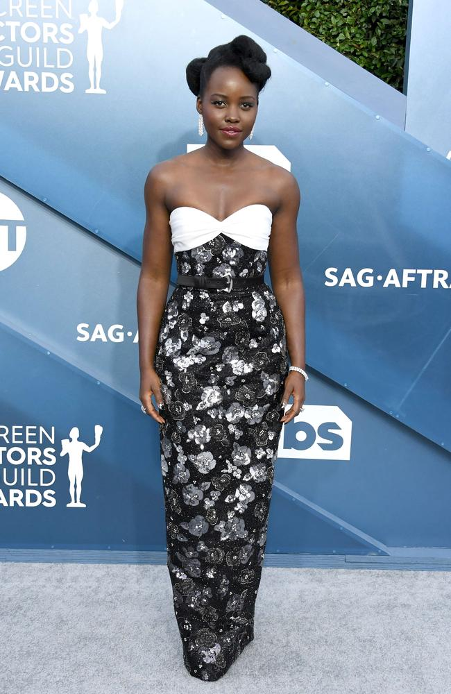 Lupita Nyong'o. Picture: Jon Kopaloff/Getty Images/AFP