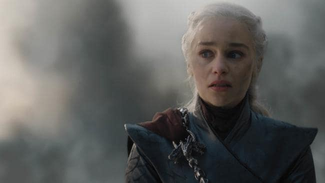 Will Dany sit on the Iron Throne after all? Picture: HBO via AP