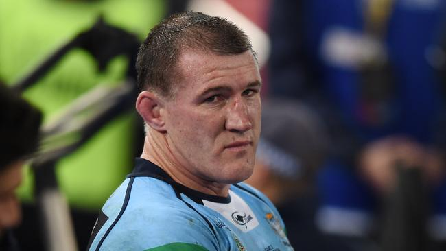 It's been revealed why Paul Gallen snubbed the Maroons after Origin III.
