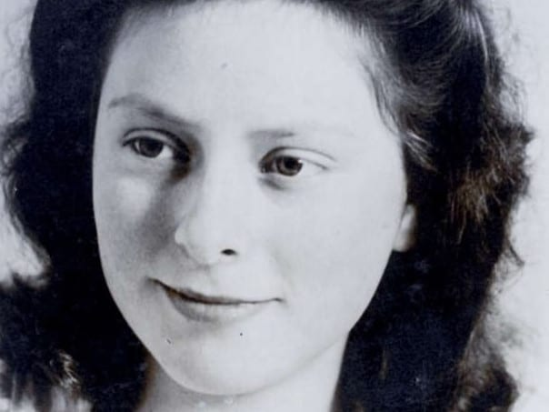 Freddie was only 14 when she joined the resistance. Picture: National Hannie Schaft Foundation