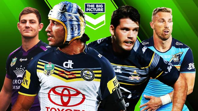 NRL 2018: Round six preview.