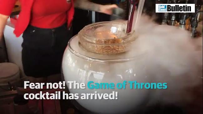 The Game of Thrones cocktail has arrived