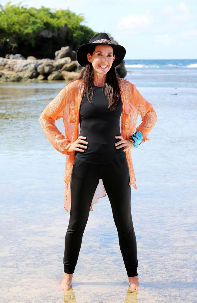 Boost Juice founder and CEP Janine Allis is also competing. Picture: Supplied