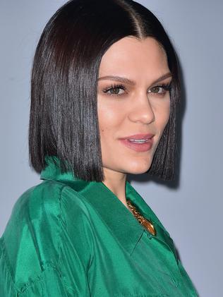 Jessie J's famous bob. (Photo: Frederic Brown)