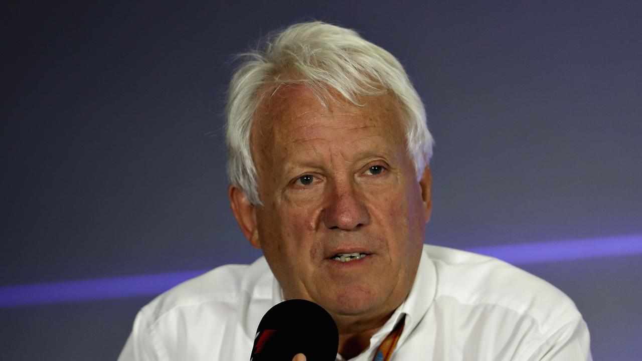 Charlie Whiting's death rocked the paddock on the eve of the start of the season.