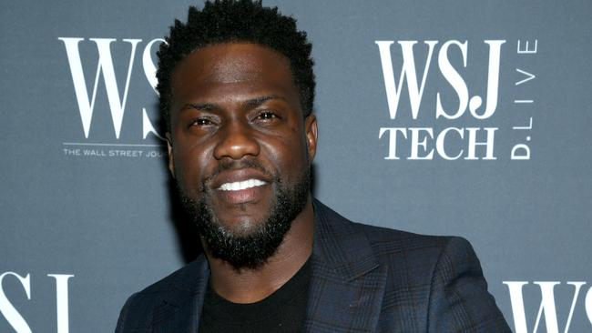 The actor was injured in a car accident over the weekend. Picture: Phillip Faraone/Getty Images