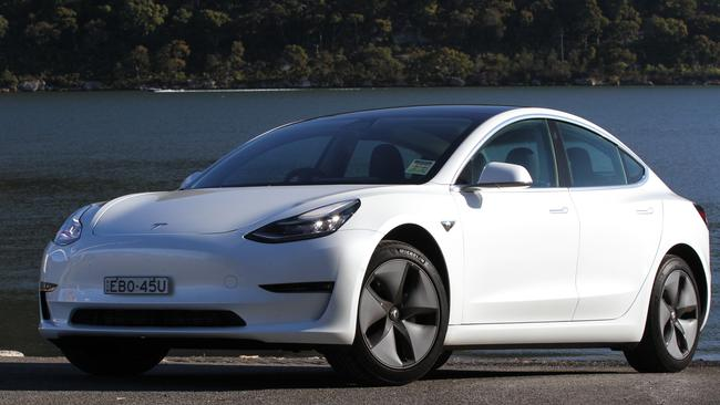 The Model 3 is the most practical electric car on the market.