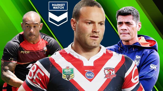 Boyd Cordner headlines Market Watch.