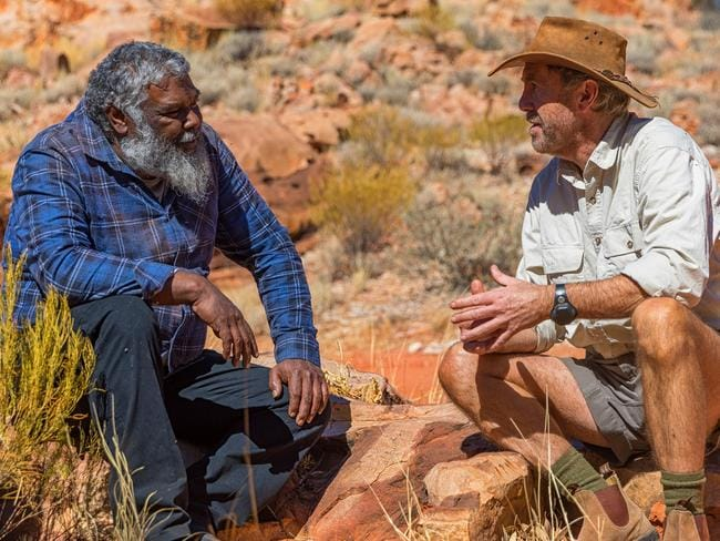 Russell Coight outdoes Bear Grylls in All Aussie Adventures